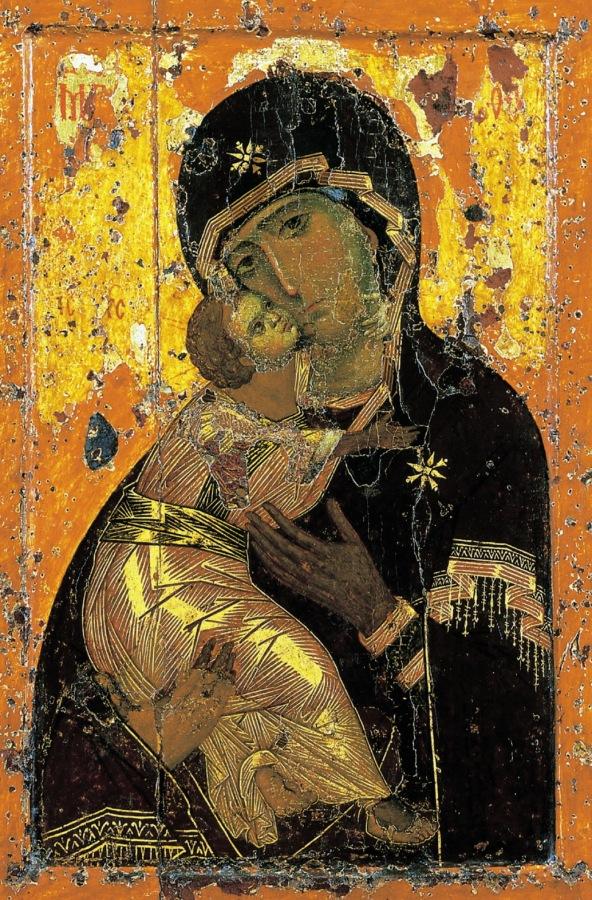 Zdjęcie ikony Matki Bożej Czułej