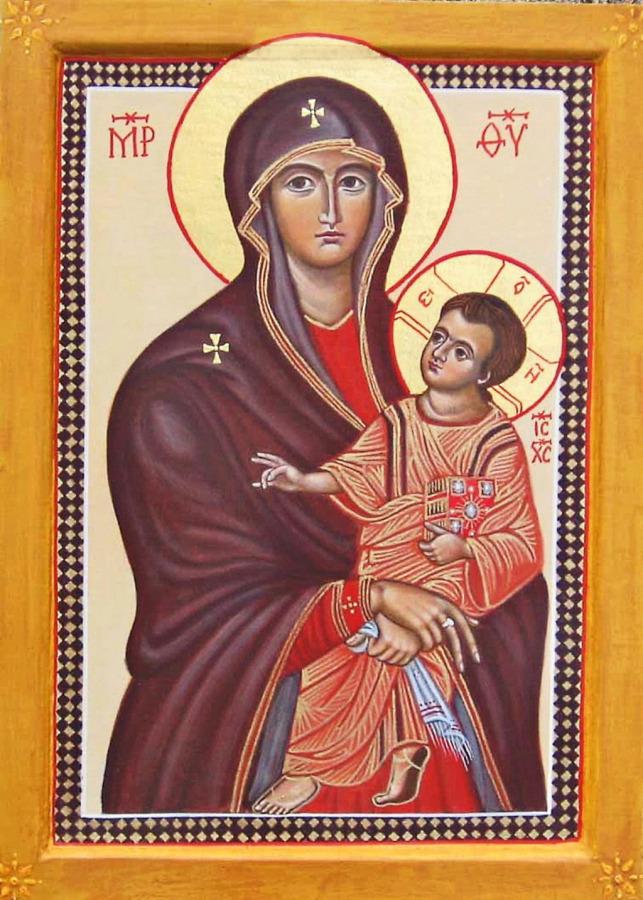 Zdjęcie ikony Salus Populi Romani